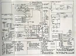 House Schematics by Trane Heat Pump Wiring Schematic With Example Pictures 74065