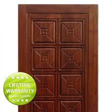 teak wood single door design catalogue archives home decor adam