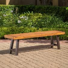 Bench Made From 2x4 Amazon Com Benches Patio Seating Patio Lawn U0026 Garden