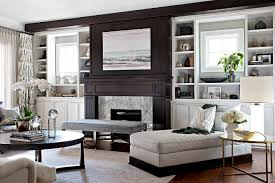 How To Make Bookcases Look Built In 10 Time Tested Ways To Make A Living Room Look Bigger Home Bunch