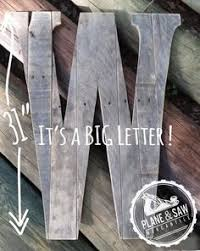 Barn Wood Letters Distressed Painted Barn Wood Letters But Turn That