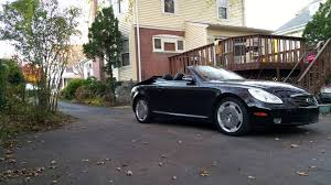 lexus sc300 convertible 2002 lexus sc430 equipped with luxlink kit youtube