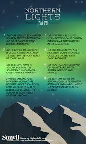 where are the northern lights located 8 northern lights facts an infographic sunvil