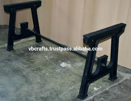 antique metal table legs industrial metal table nhmrc2017 com