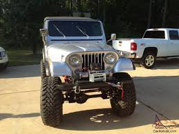 jeep wrangler 4 door silver 1983 jeep wrangler news reviews msrp ratings with amazing images