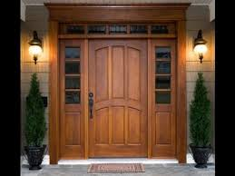 Tamil Nadu wooden Front doors design