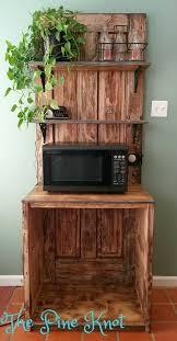 best 25 microwave stand ideas on pinterest microwave storage