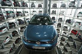 dieselgate costs vw record 14 7 billion fine london evening