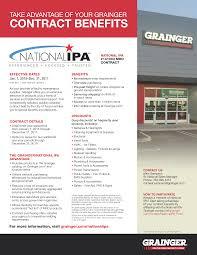 Vendor Contract Template 7 Download Grainger