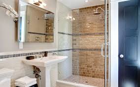 ceramic tile ideas for bathrooms eclectic 3 4 bathroom with shower ceramic tile floors