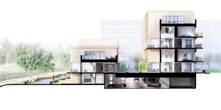 Siena College Perimeter Road Design FoitAlbert Associates For - Housing and interior design
