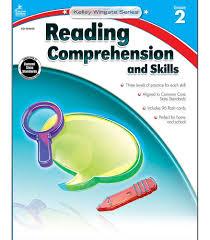 Reading Comprehension 7th Grade Worksheets Reading Comprehension And Skills Workbook Grade 2 Carson Dellosa