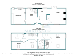 Barn Conversion Floor Plans Martin U0026 Co Stafford 4 Bedroom Barn Conversion For Sale In Lower