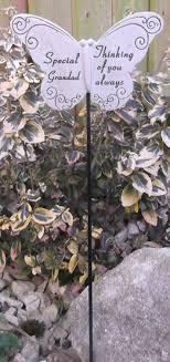 butterfly special grandad graveside ornament