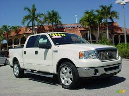 f150 ford lariat supercrew for sale 2007 ford f150 lariat supercrew in white sand tri coat b64955