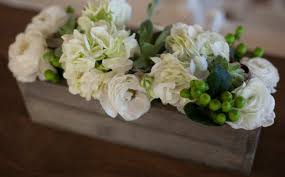 f s 9 each table runners rustic wooden boxes for centerpieces