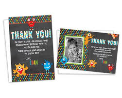 39 best children u0027s birthday party thank you cards images on