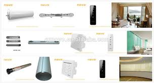 Electric Curtains And Blinds Motorized Curtain Motor Venetian Blind U0026tubular Motors Wifi