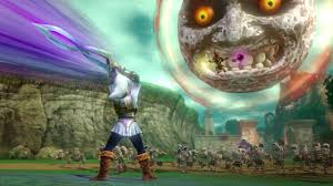Termina Map Hyrule Warriors Full Content Of The Majora U0027s Mask Pack Revealed