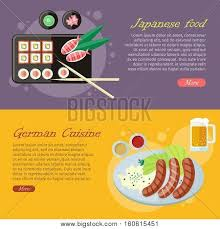 german cuisine menu national culinary delights vector photo bigstock