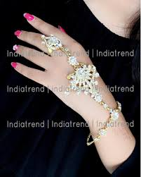 bracelet hand images Kajal hand harness bracelet jpg