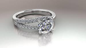 3d printed engagement ring unique engagement ring 167 3d print model