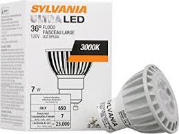 sylvania ultra led glass par16 lamps dimmable led flood light