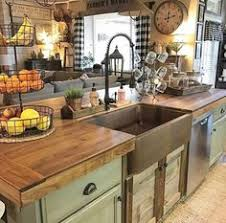 rustic country kitchen ideas 100 country style kitchen ideas for 2018 rustic country kitchens