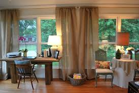Unique Curtain Rods Ideas Wooden Curtain Rod With Lovely Sunroom Projects Wooden Curtain
