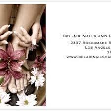bel air nails and hair salon nail salons 2337 roscomare rd