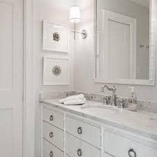 Coastal Bathroom Vanity Faux Bamboo Bathroom Vanity Design Ideas