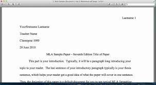 Essay Format Example For College Argumentative Essay Format Example