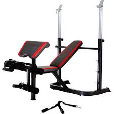 Marcy Bench Press Set Order Marcy Olympic Bench With Flip It Arm Curl Pad Reasonable