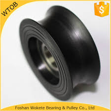 mix styles nylon track roller wheels for cabinet drawers easy