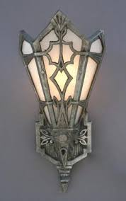 Wall Sconce Art Deco I Need These Pair Art Deco French Crystal
