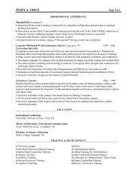 cover letter for resume samples