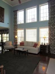 Windows Treatment Ideas For Living Room by Ready Made Extra Long Curtains Tall Windows Window And Living