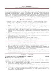 engineering resume summary operations engineer resume resume for your job application manufacturing engineering resume examples picsora http www jobresume website