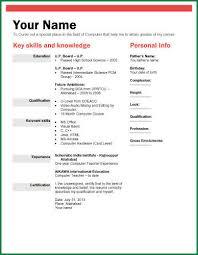 biodata form for job 2 biodata template jpg thankyou letter org
