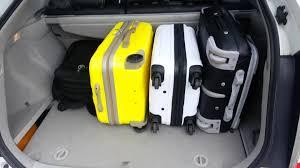toyota prius luggage capacity prius luggage 21