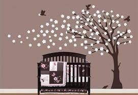 stickers arbre chambre bébé arbre chambre bebe stickers chambre b b 23 belles id es d coration