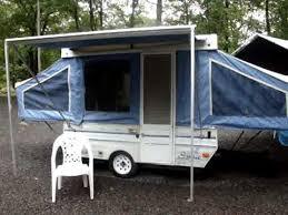 Pop Up Camper Awning Repair 1992 Viking Spirit Sp166 Pop Up Camper 4 Sale On Ebay 6 19 2009