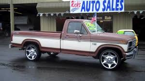 1985 Ford F100 1985 Ford F150 Information And Photos Momentcar