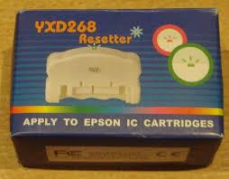 yxd268 chip resetter yxd268 epson chip resetter boxed ebay