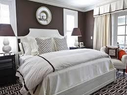 colore rilassante per da letto da letto con pareti marroni home chic