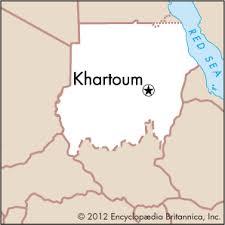 africa map khartoum khartoum britannica homework help