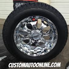 Truck Wheel And Tire Packages Custom Automotive Packages Off Road Packages 20x9 Moto