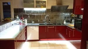 eclairage led plan de travail cuisine eclairage plan de travail cuisine led eclairage led cuisine plan