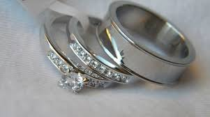 His And Hers Wedding Ring Sets by Stunning 4 Images Wedding Band Sets His And Hers Diy Wedding U2022 51500