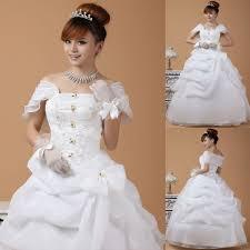 country wedding dresses short design wedding party decoration